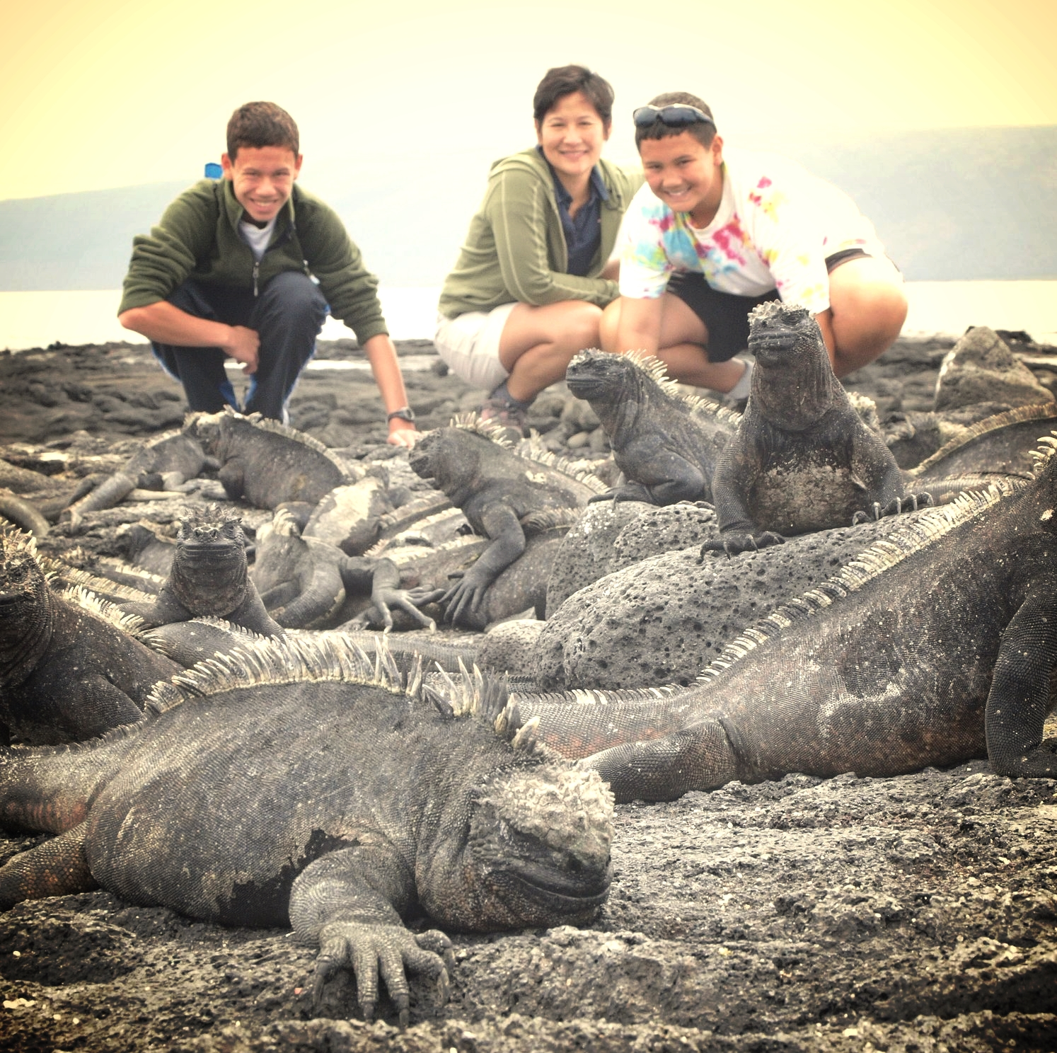 Science doesn't have to be boring. Exploring Darwin's legacy in the Galapagos.