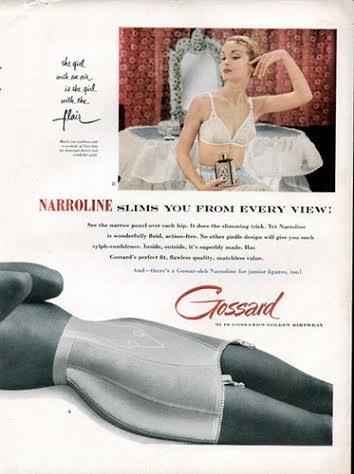 More Gossard glamour...