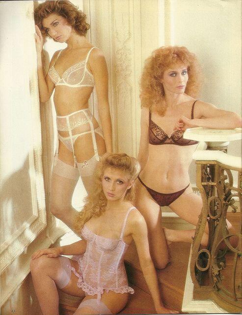 1980's Victoria's Secret