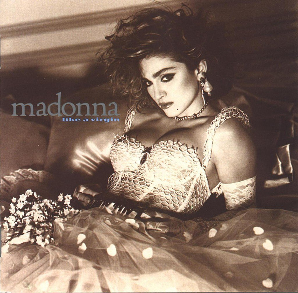 Madonna- the Queen of lingerie statement dressing and the bustier.