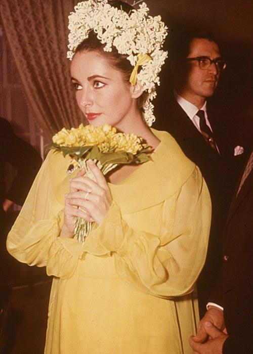Elizabeth Taylor. 1964.