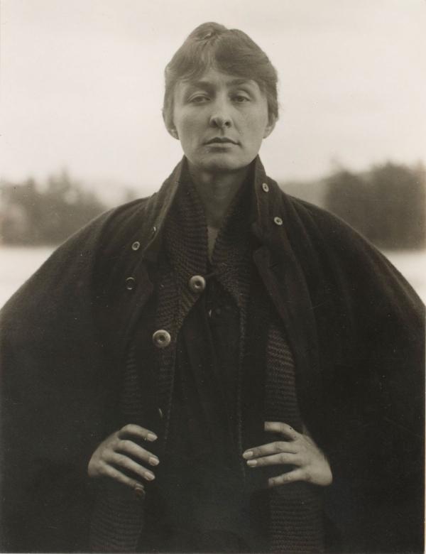 Alfred Stieglitz. 1918.
