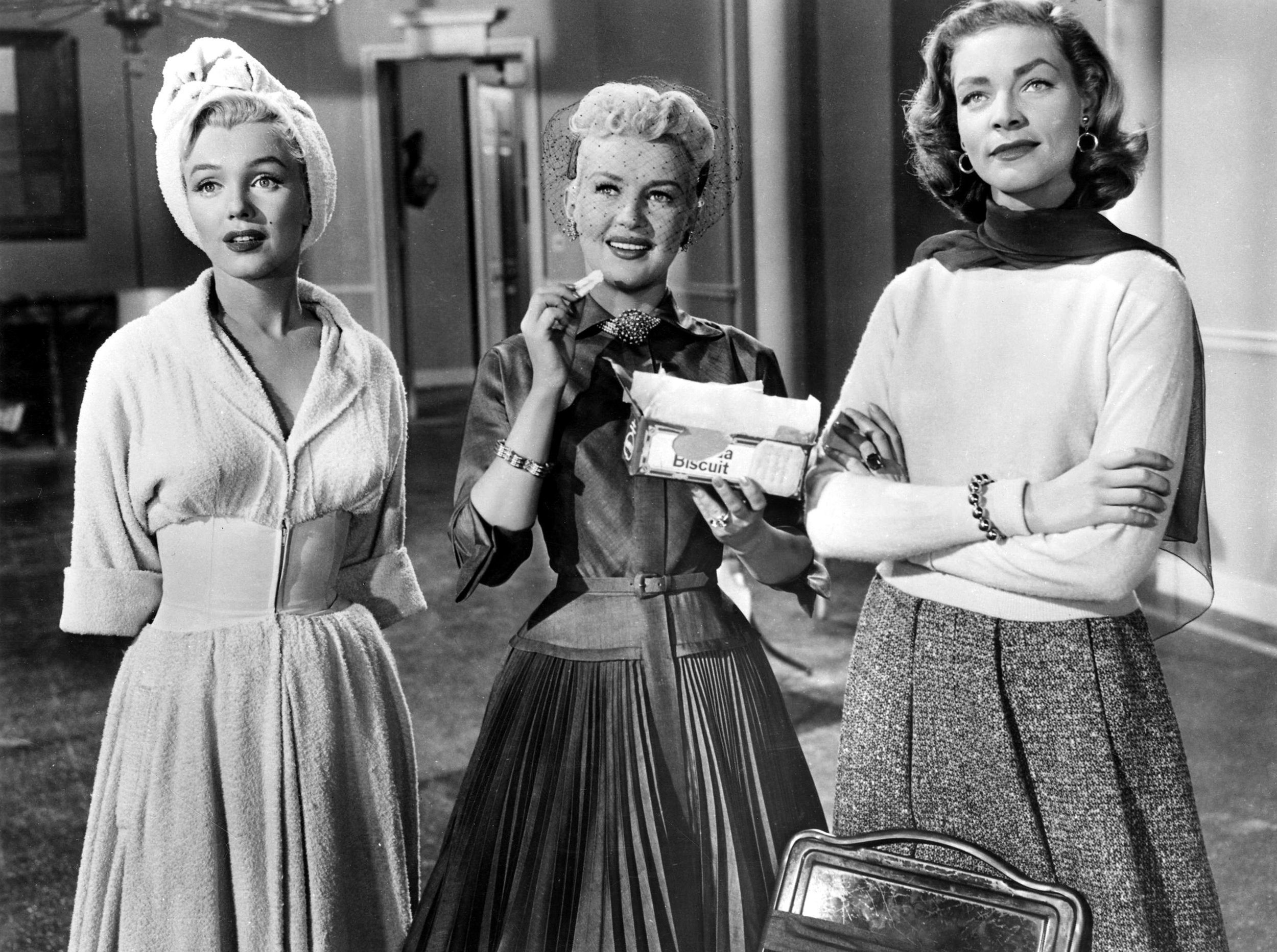 Travilla was nominated for an Academy Award for  How to Marry a Millionaire  in 1954