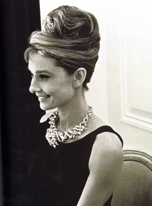 The iconic little black dress from Breakfast at Tiffany's.