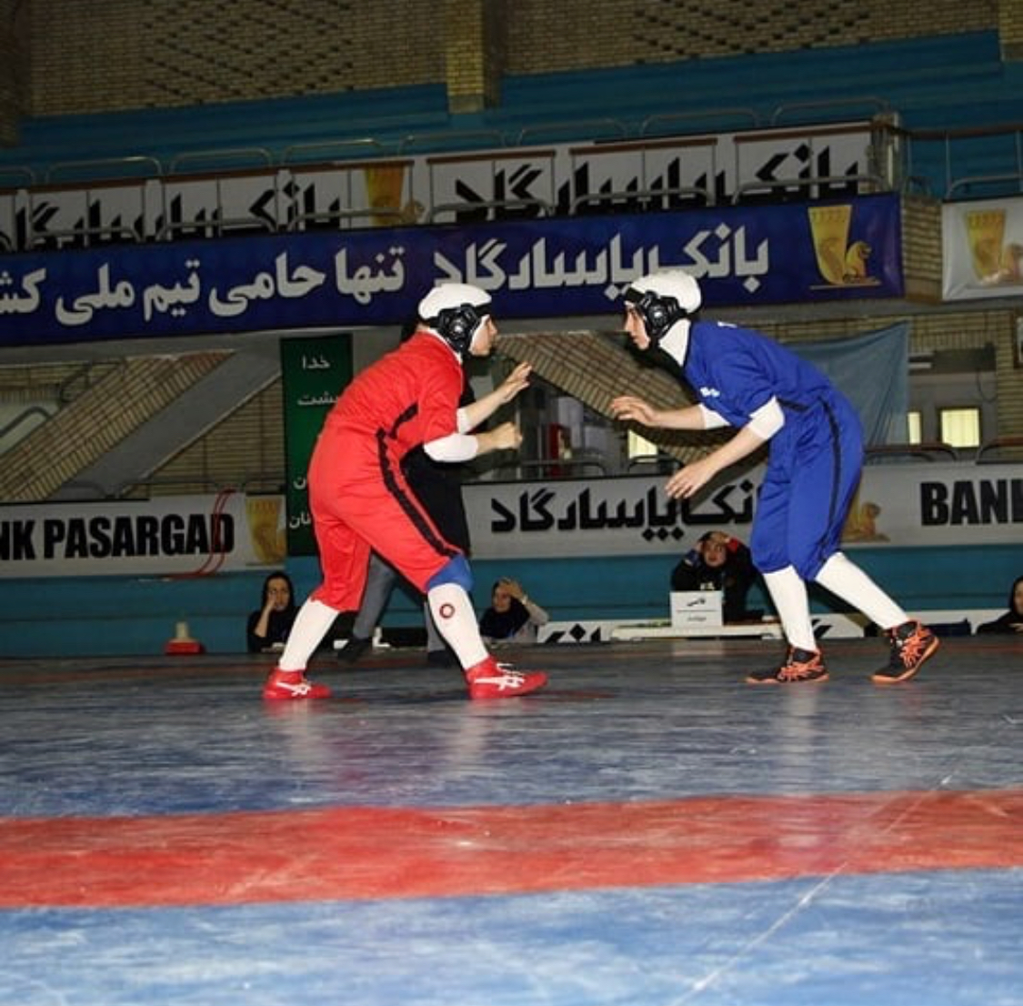 Iranian Wrestling Federation Photographer- Akbari