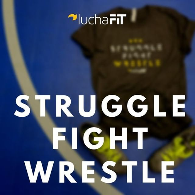 STRUGGLE. FIGHT. WRESTLE. 🤼 ⠀ ⠀ Nothing worth having, comes easy. 💛⠀ ⠀ Available in Youth and Medium Sizes! 🔗 Link in Bio ⠀ ⠀ #luchafit #luchafitfamily #athleteblog #athleteslife⠀ #athleteblogger #wrestling #wrestlelikeagirl #girlswrestling #luchaleague #womenswrestling #womeninsport #freestylewrestling #athlete #strugglefightwrestle #womensempowerment #luchafitshirts #luchafitgear #luchagear