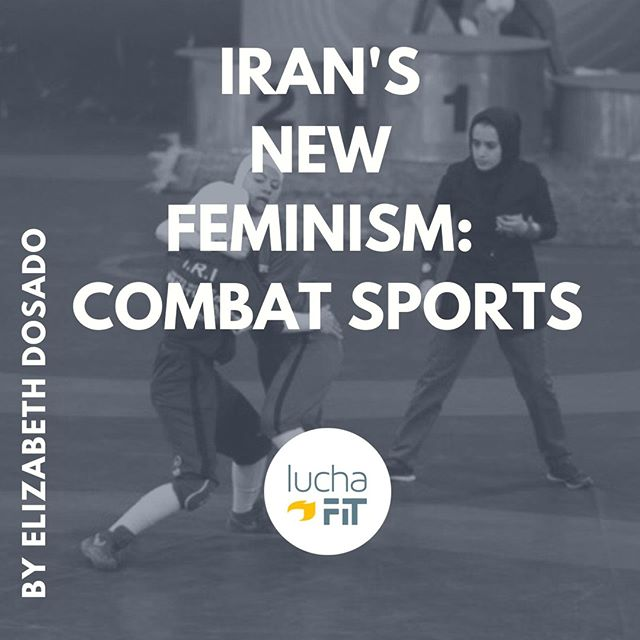 "Still very relevant today. ""We may be different, but the love we feel in sport unifies us. I was impassioned at how sports can truly bring people together.""⠀ ⠀ ""Iran's New Feminism: Combat Sports"" 🤼⠀ ⠀⠀ 📖:Link in Bio ⠀ ⠀ #luchafit #luchablog #luchafit #luchafitfamily #athleteblog #athleteslife #athleteblogger #wrestling #wrestlelikeagirl #girlswrestling #luchaleague #womenswrestling #womeninsport #freestylewrestling #athlete #strugglefightwrestle #womensempowerment #wrestlernutrition #athletenutrition #iranwomenswrestling #iranwreslting"