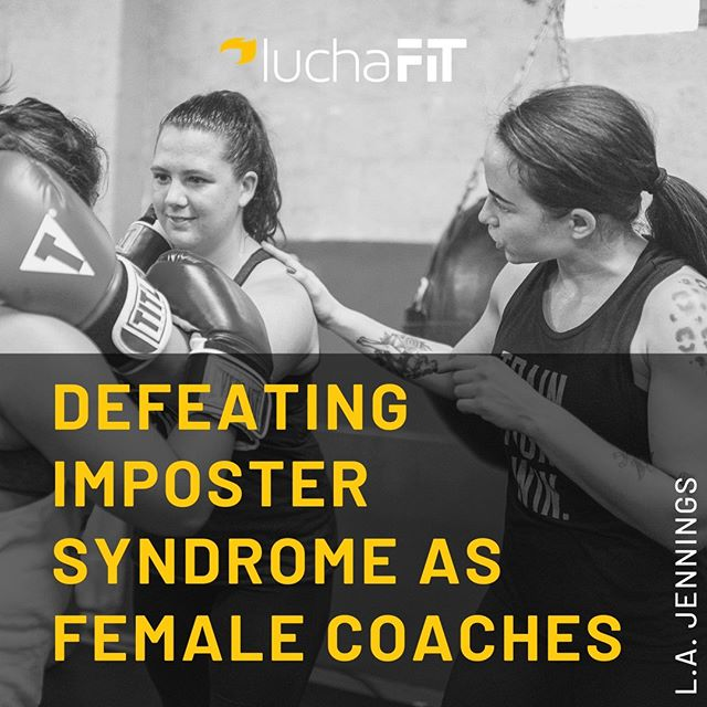 """Wrestling has a problem: women aren't coming back to coach. And when they do, they face an uphill battle because they fail to internalize their own accomplishments."" ⠀ ⠀ ""Defeating Imposter Syndrome as Female Coaches"" 🤼⠀ ⠀⠀ 📖: Link in Bio   Topics   Empowerment ⠀ ⠀ #luchafit #luchablog #luchafitfamily #athleteblog #athleteslife #athleteblogger #wrestling #wrestlelikeagirl #girlswrestling #luchalea #femalecoaches #womencoaches #wrestlingcoaches #combatcoaches"