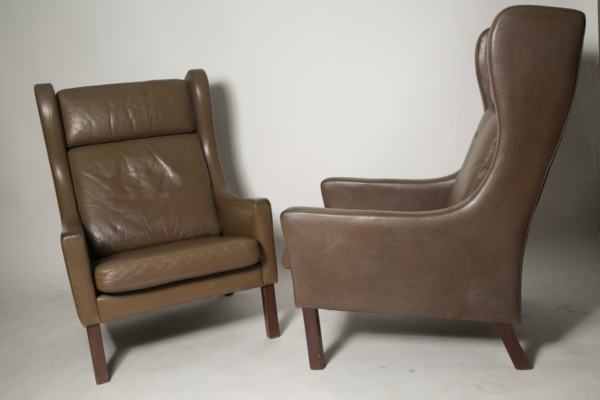 Borge Morgensen wingback club chair 6.jpg