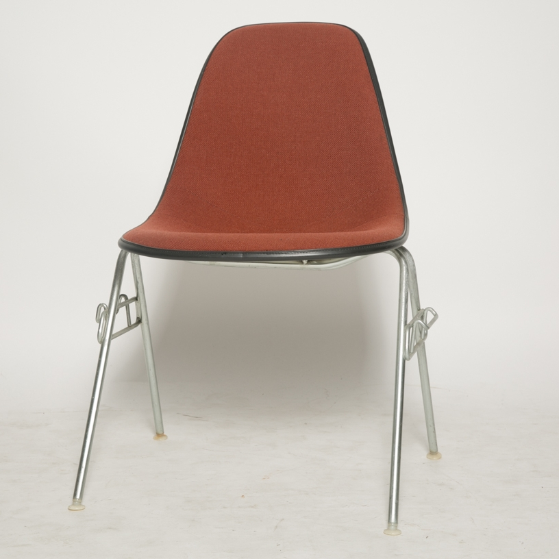 Eames stacking shell chairs