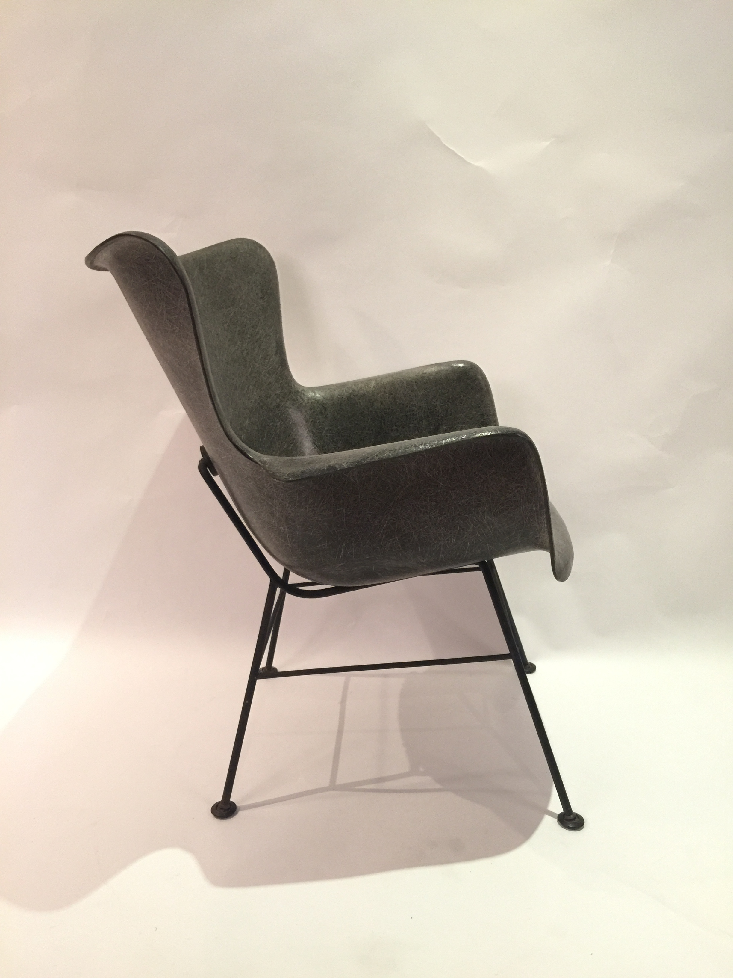 Laurence Peabody for Selig - Wingback chair.JPG