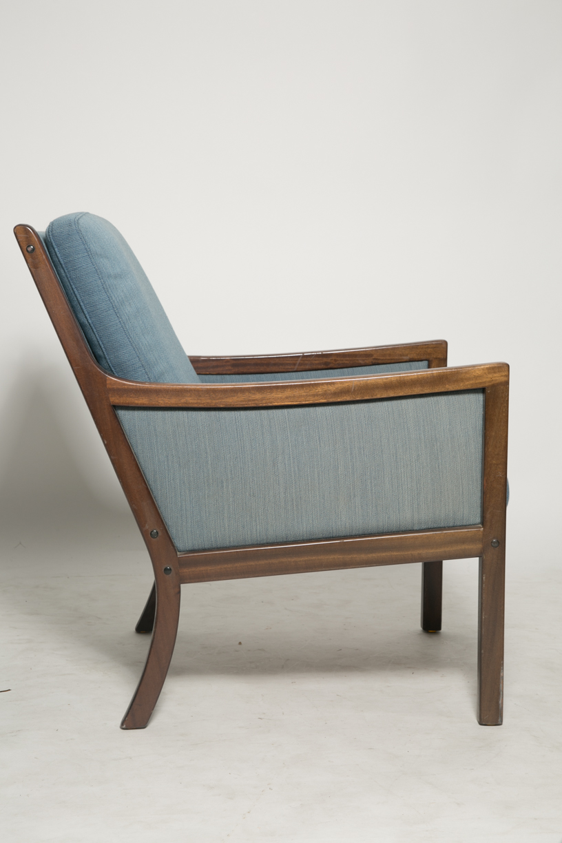 Ole Wanscher Club Chair