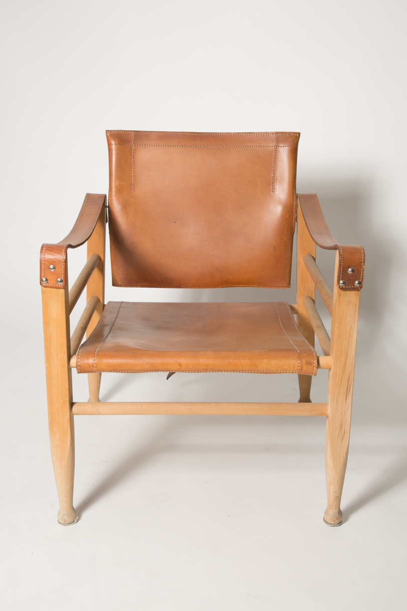 Borge Mogensen Model 2221 Safari Chair