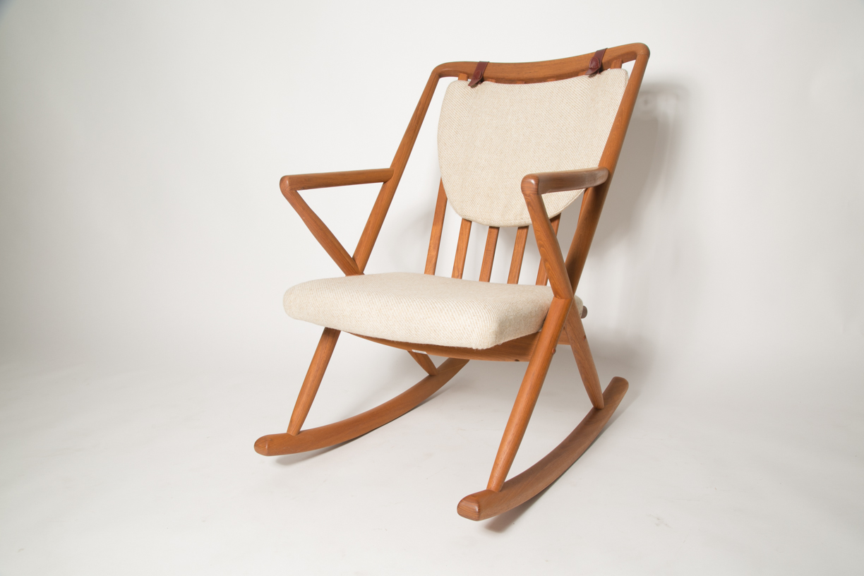 Benny Linden Rocking Chair