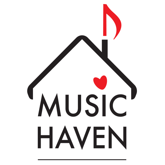 Our new Music Haven logo treatment