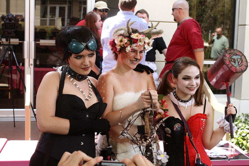Cosplay Contest April 2015