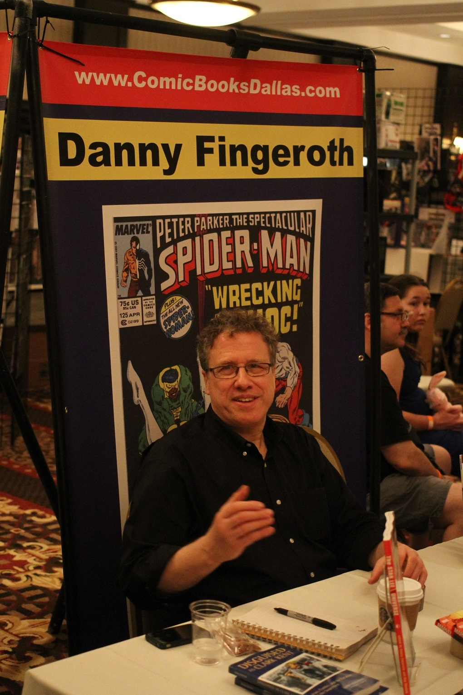 Danny Fingeroth