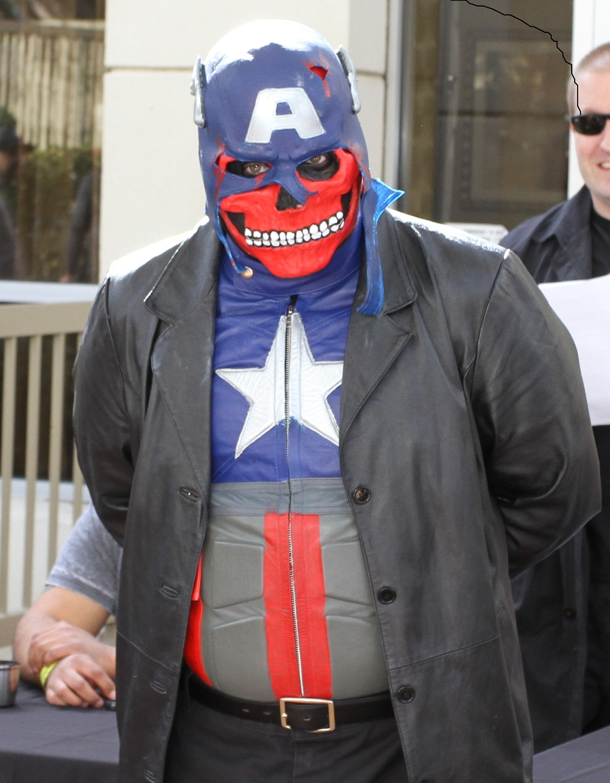 Dallas Cosplayer Jesse Jones