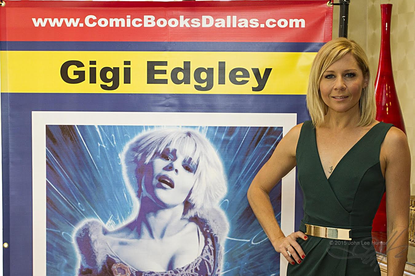 Gigi Edgley