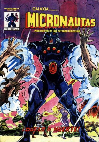Michael Golden Micronauts