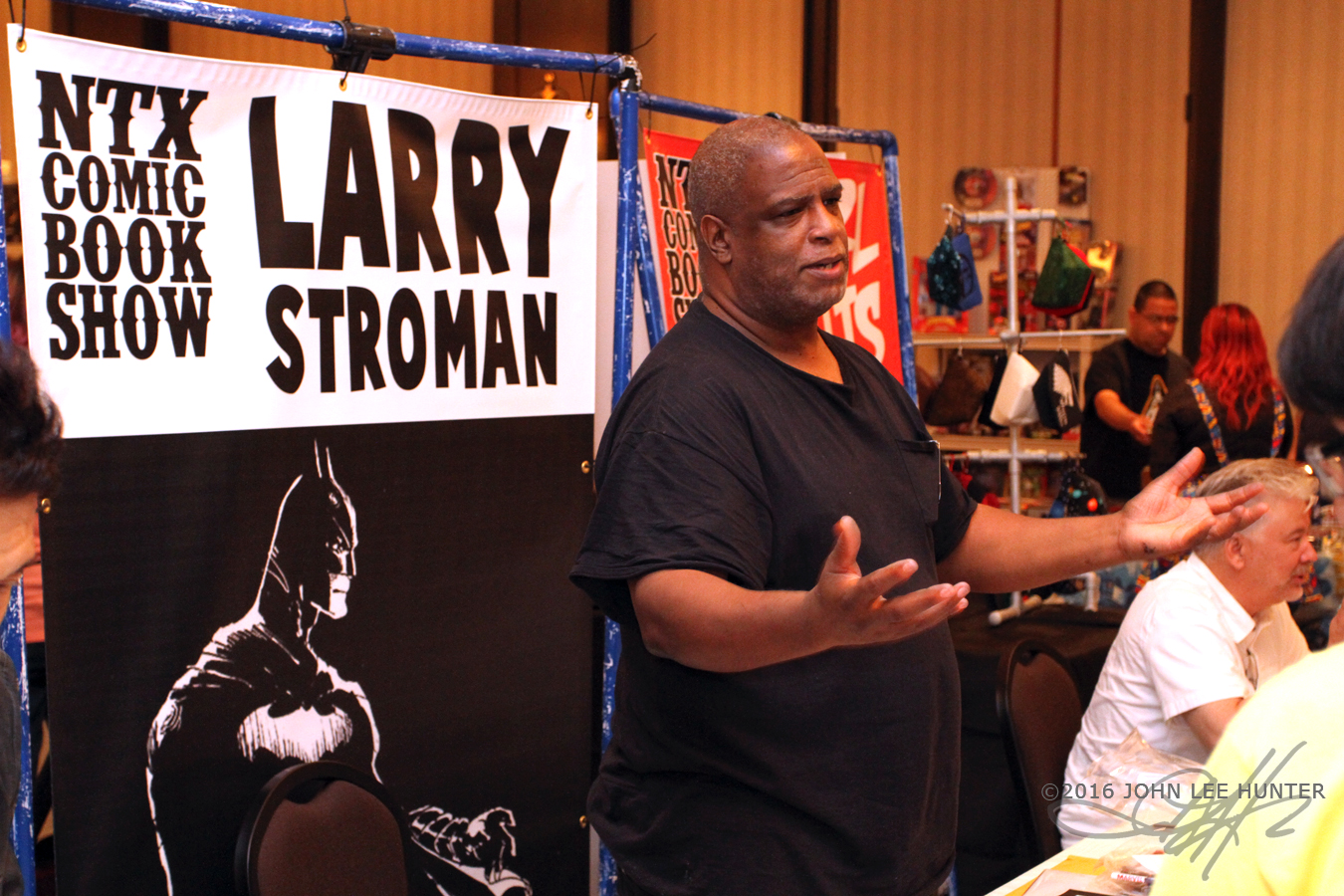 Larry Stroman