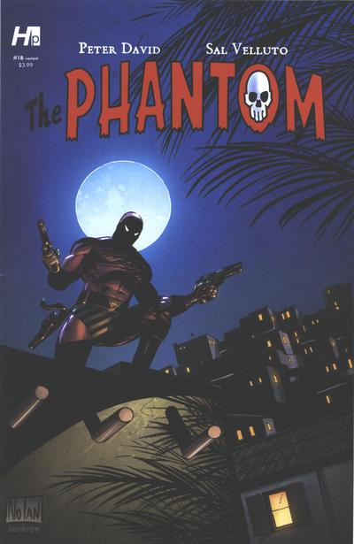 Graham Nolan - The Phantom