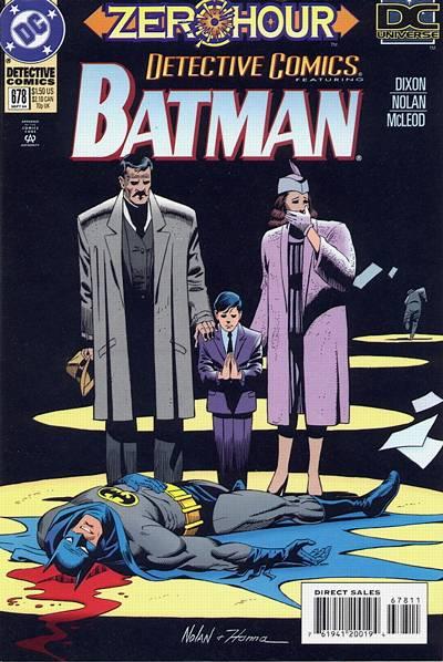 Graham Nolan - Comic Artist