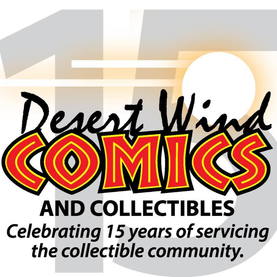 Desert Wind Comics - CGC Facilitator