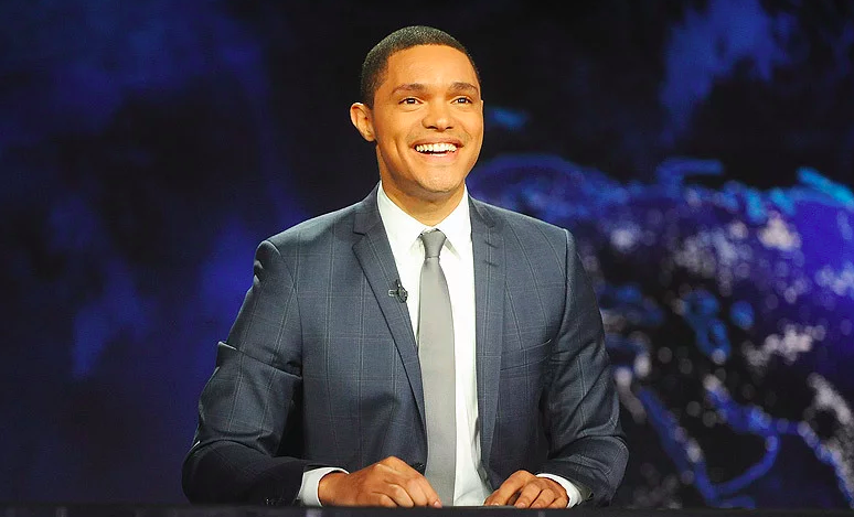 For The Daily Show's Trevor Noah, Laughter Is the Best Aphrodisiac -