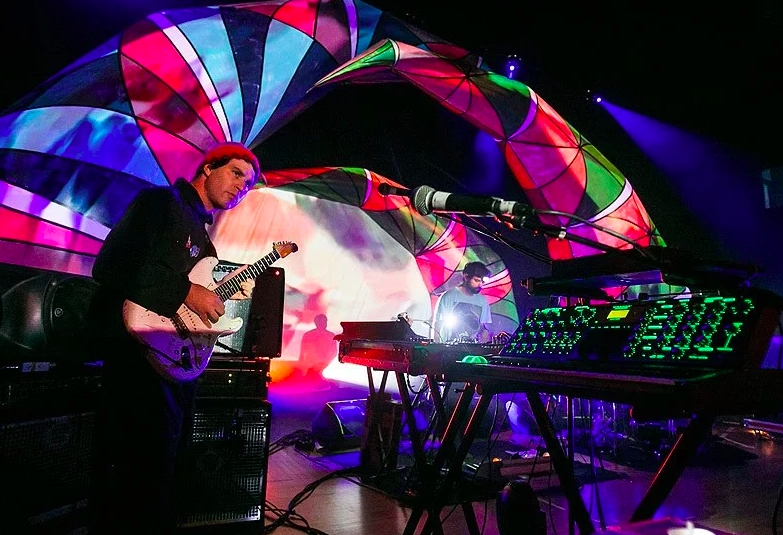 Interview: Animal Collective on their New Album, Painting With -