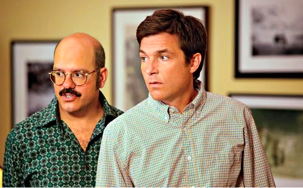 David Cross on Arrested Development -