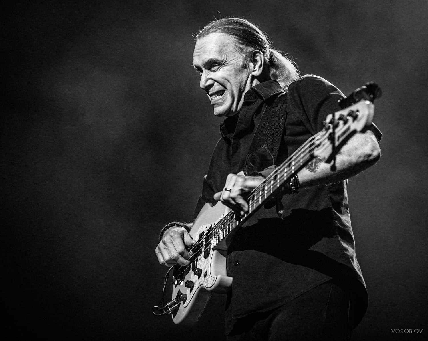 Billy Sheehan - Winery Dogs