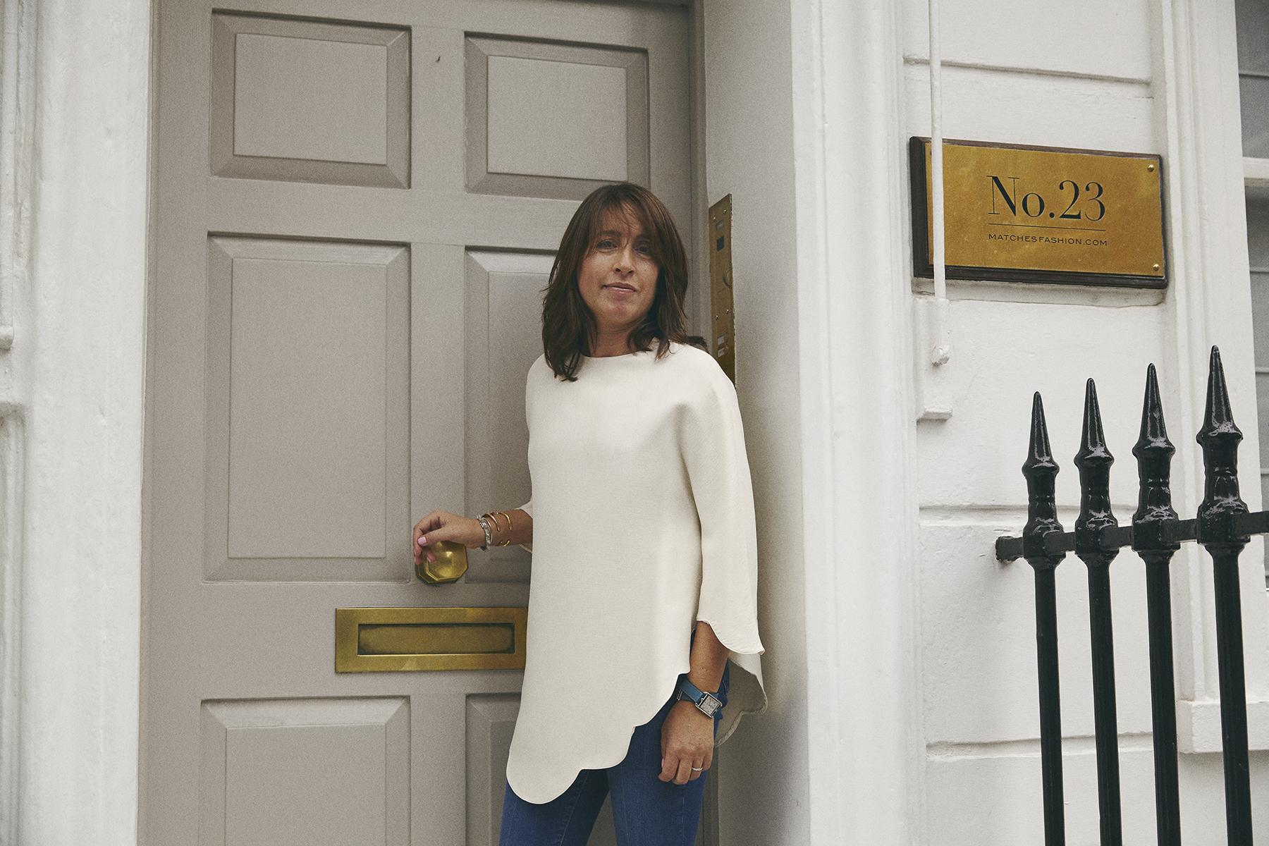 Natalie Kingham, Matches Fashion, The Coveteur