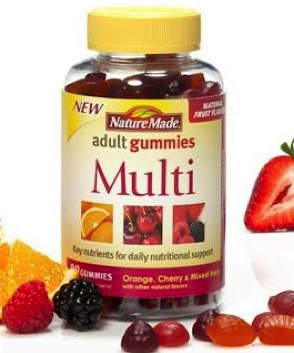 These gummies are for adults only. Use as directed.