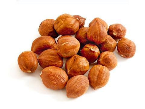 Hazelnuts: $2.86 / 100g