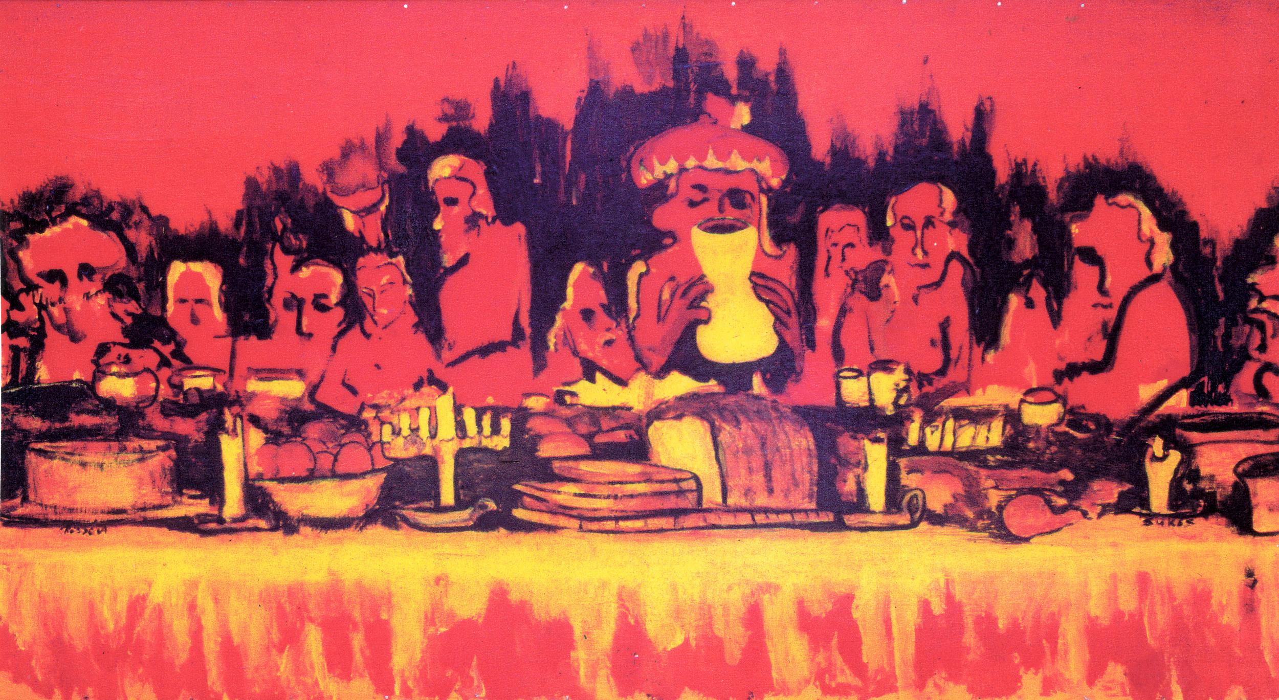 My Feast  1972
