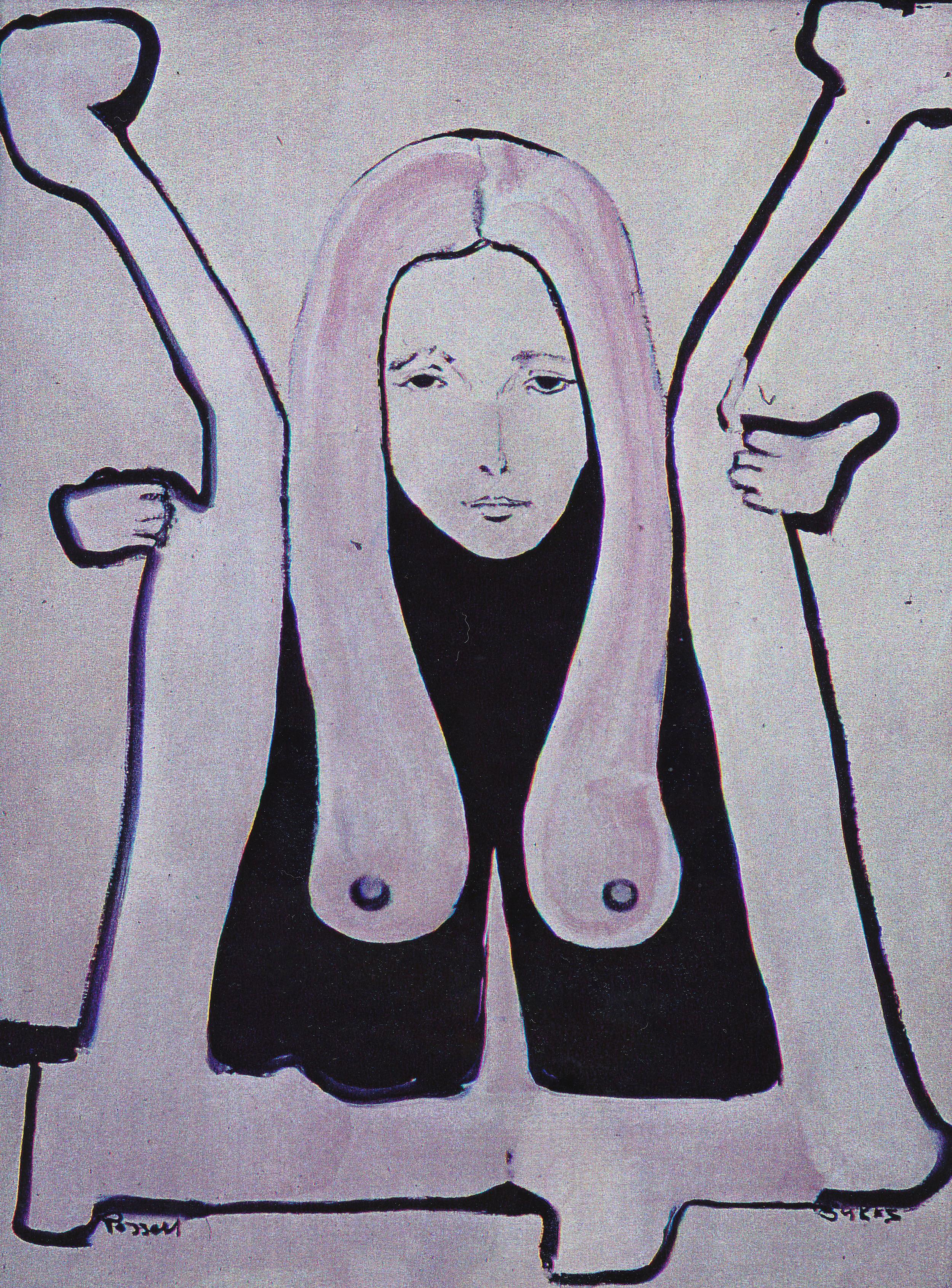 Sittin' Nude - 1976