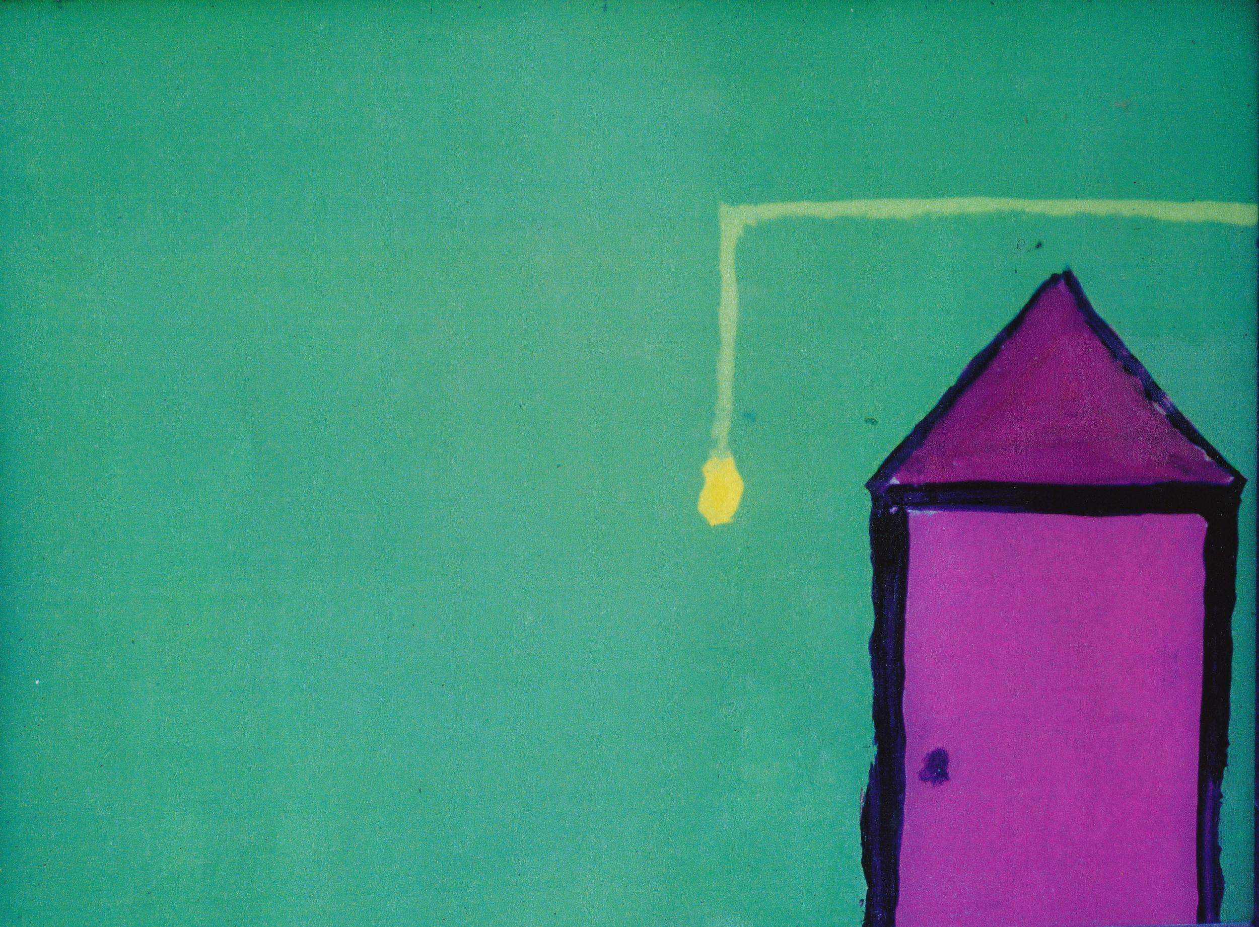 Behind the Green Door 1990