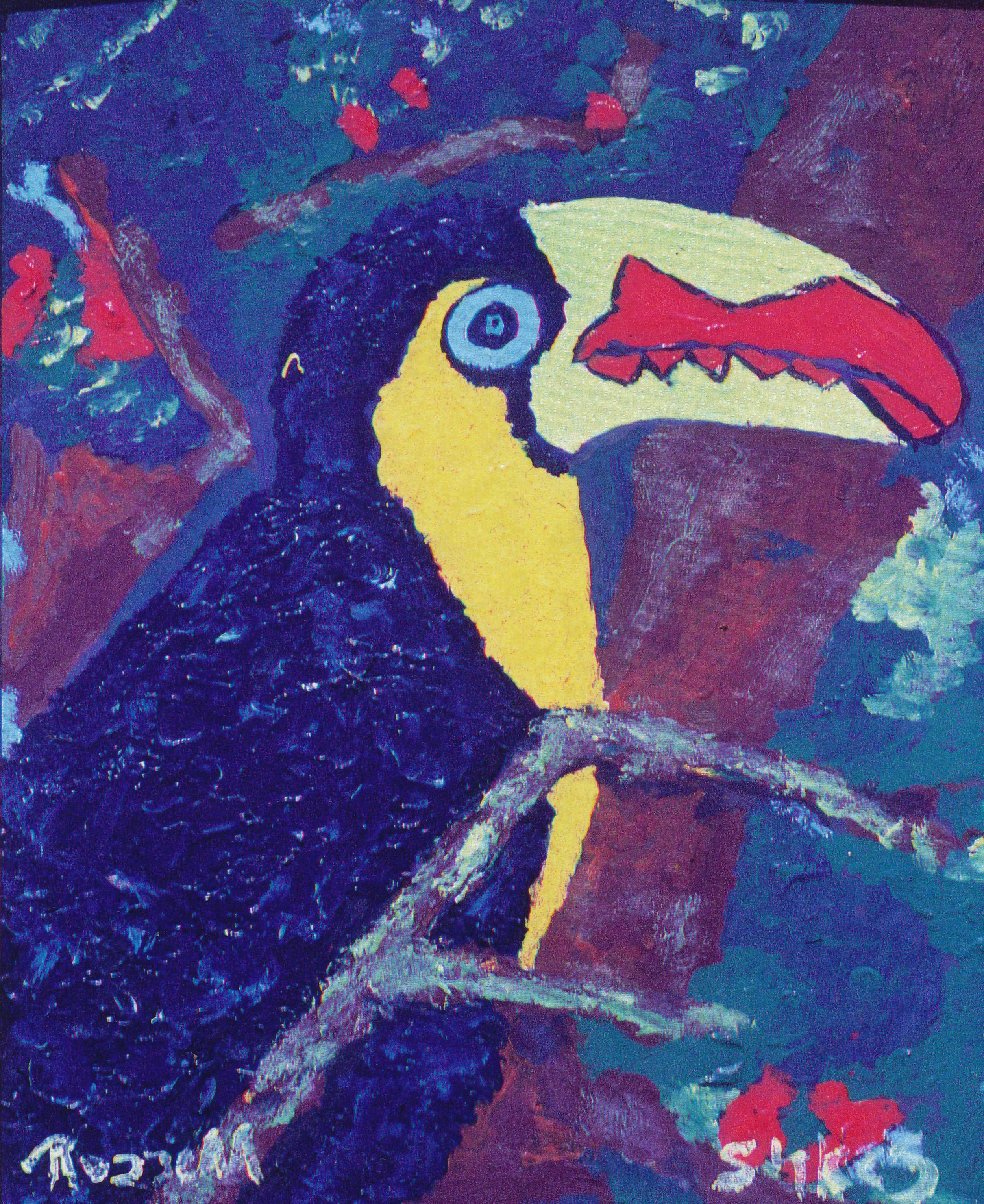 My Toucan 1990