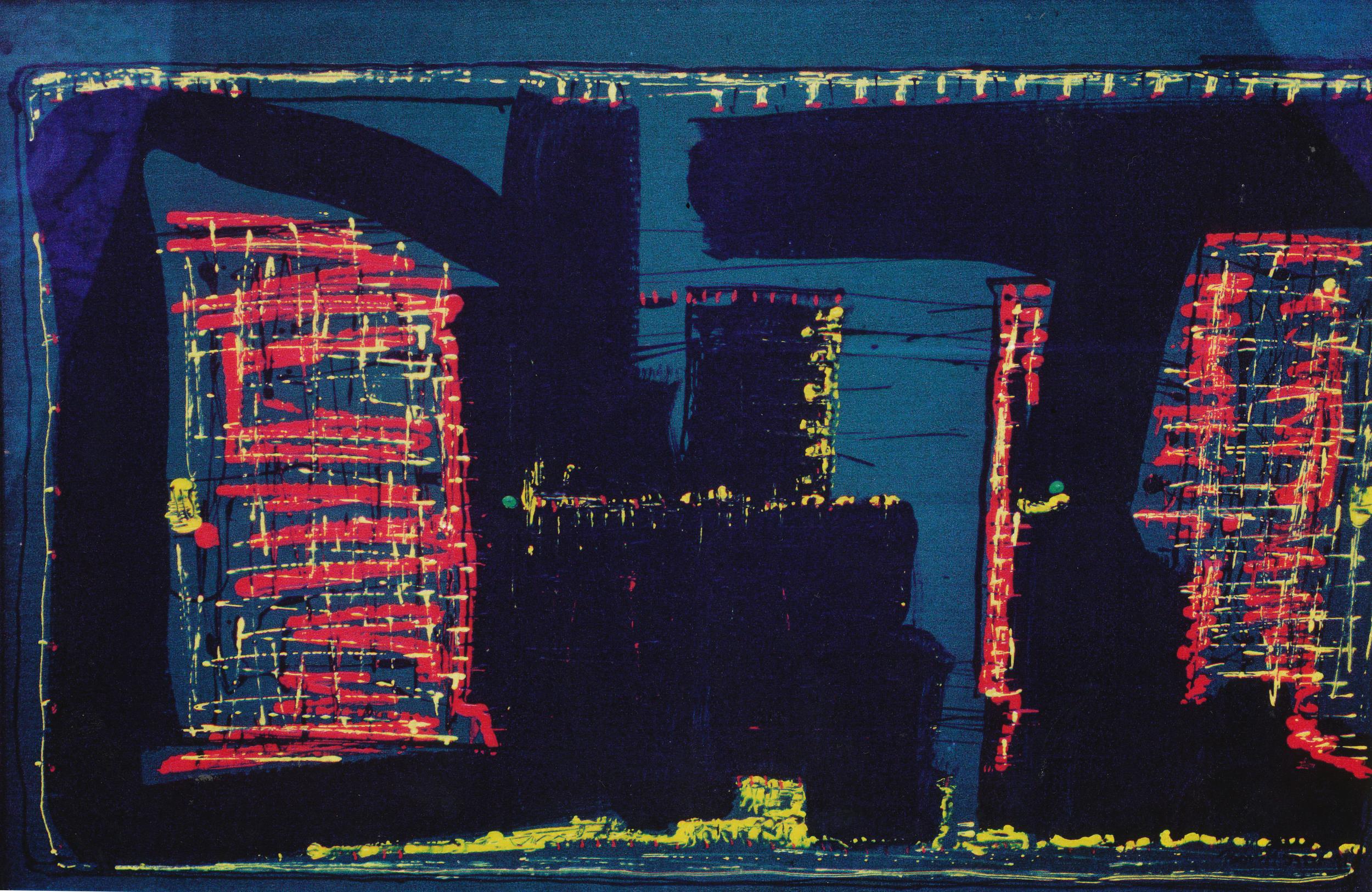 East Ruthford Drive, 1991