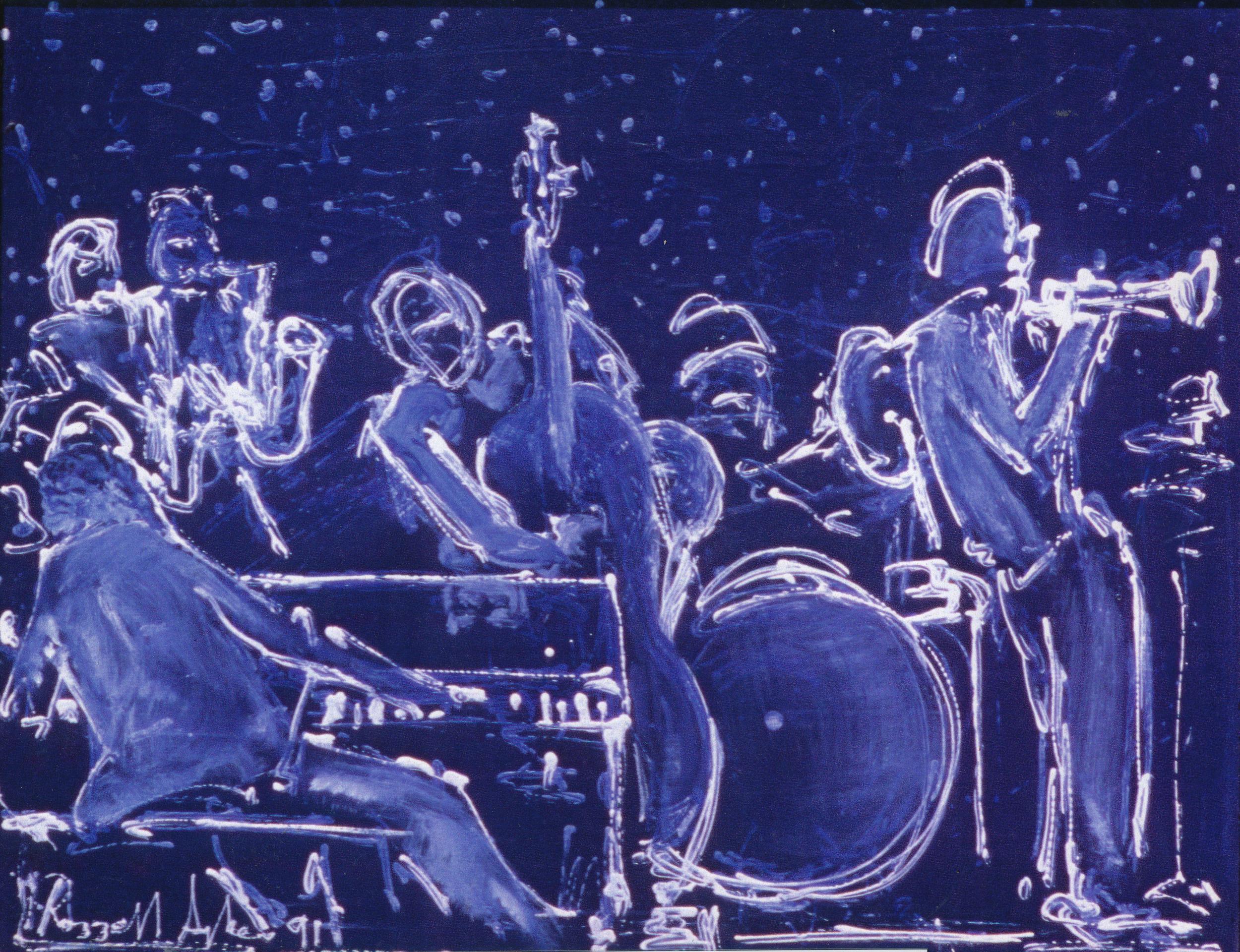Midnight Blues, 1991