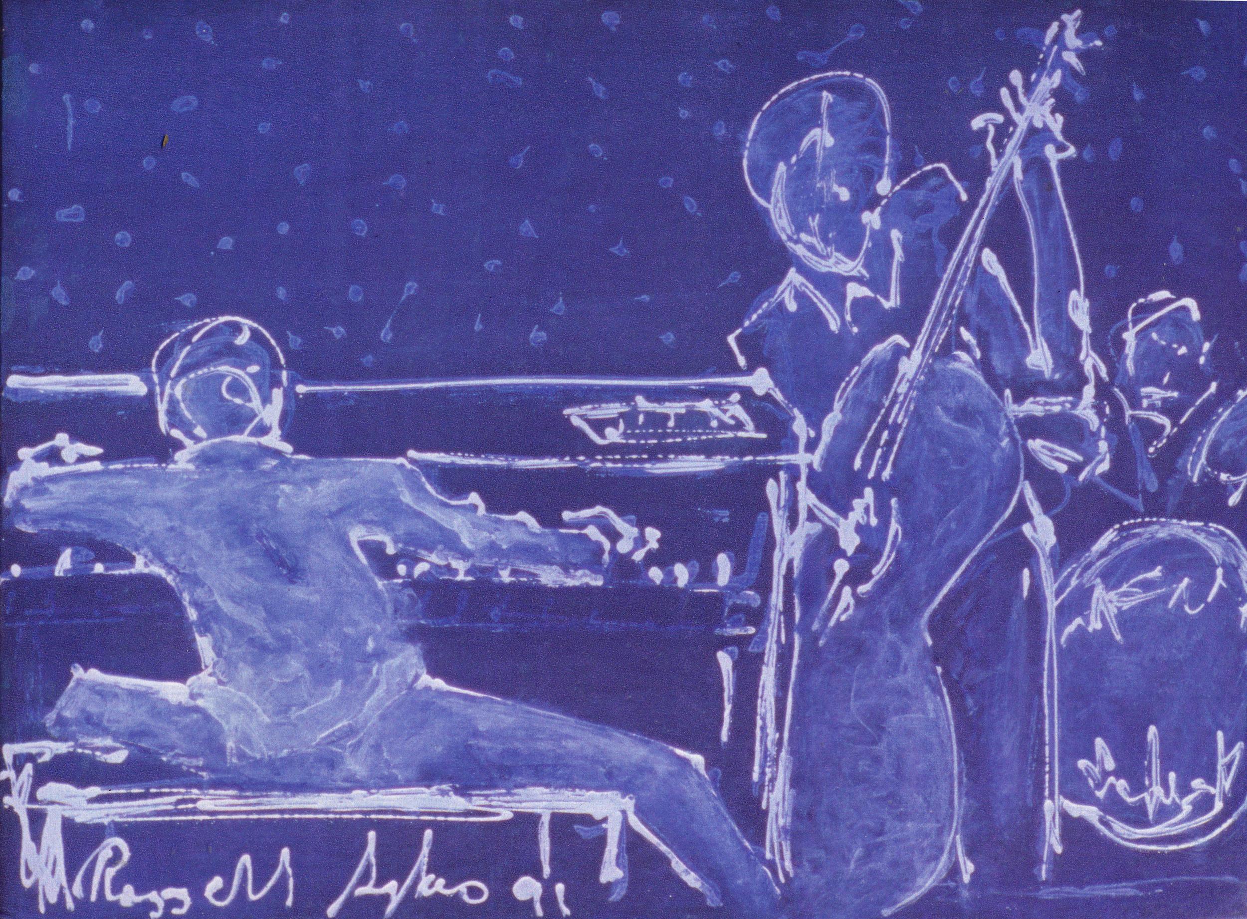 Happy Blues, 1991