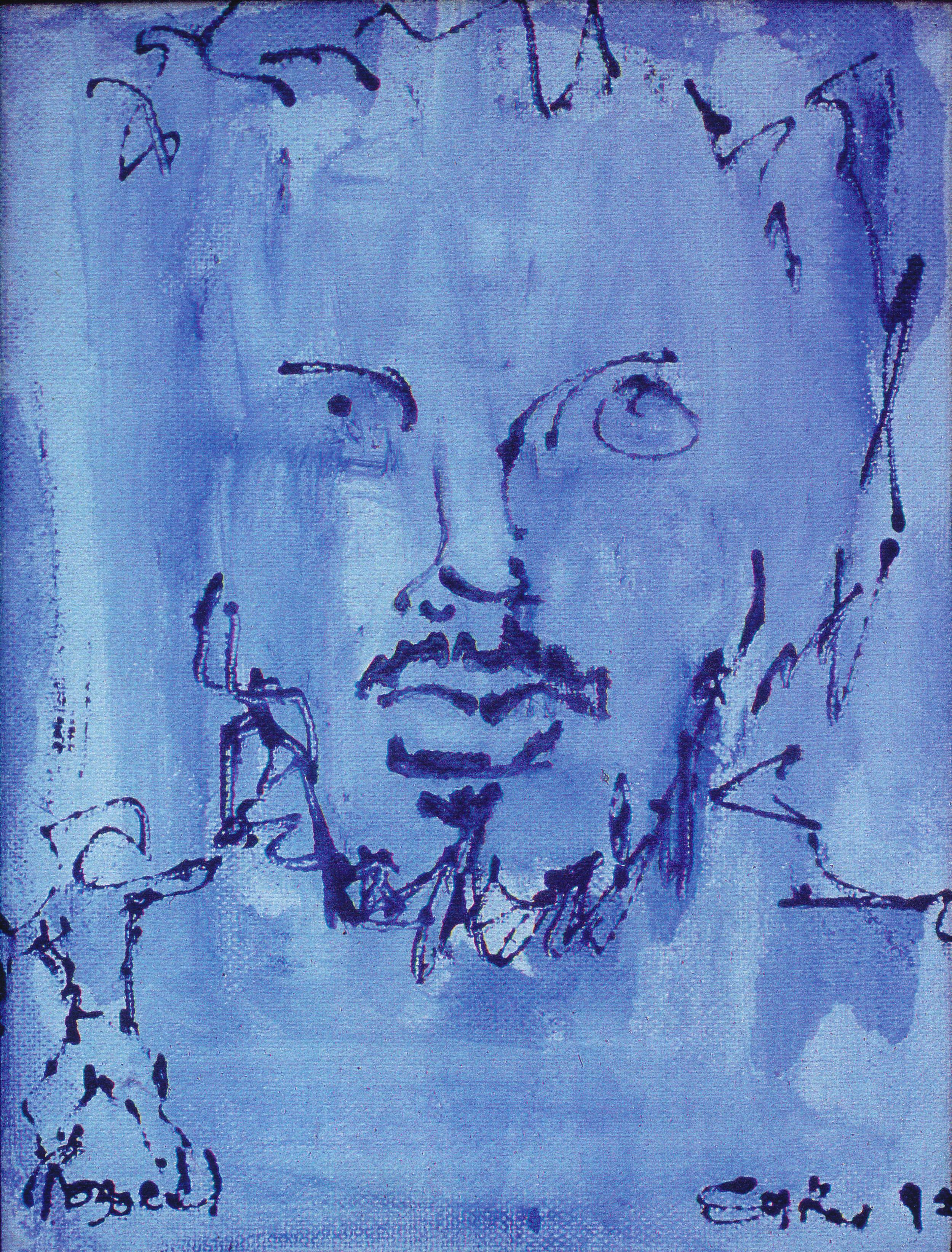 Image of Mountain Man, 1992