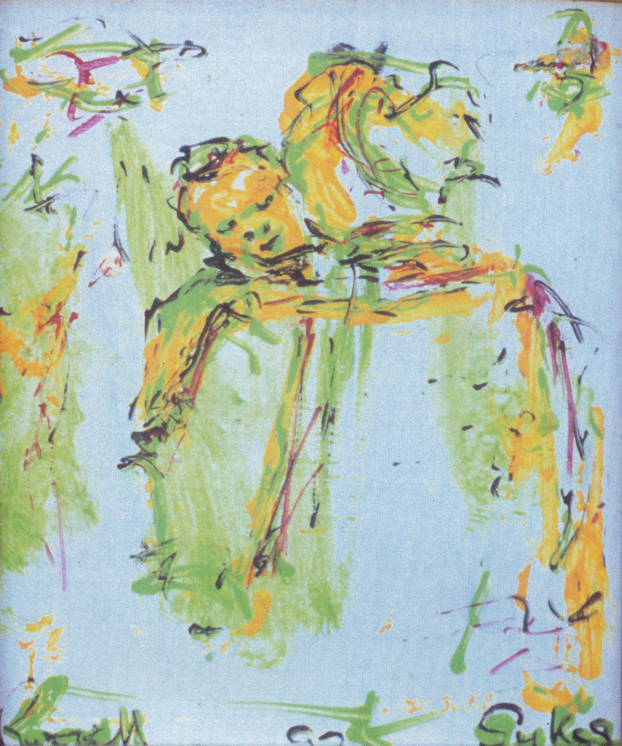 In Color, Mother and Child, 1992