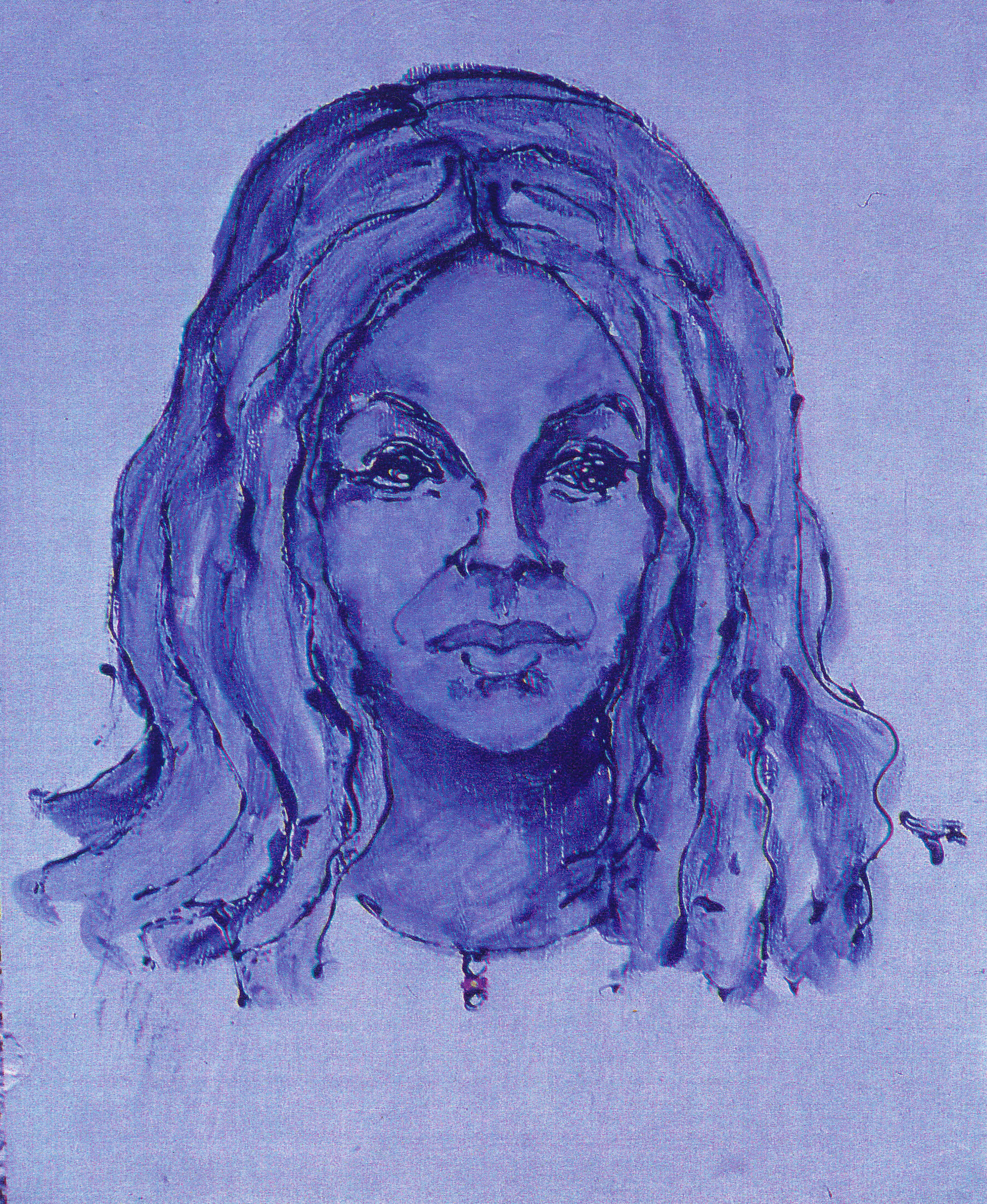 Portrait of Elsa 1994