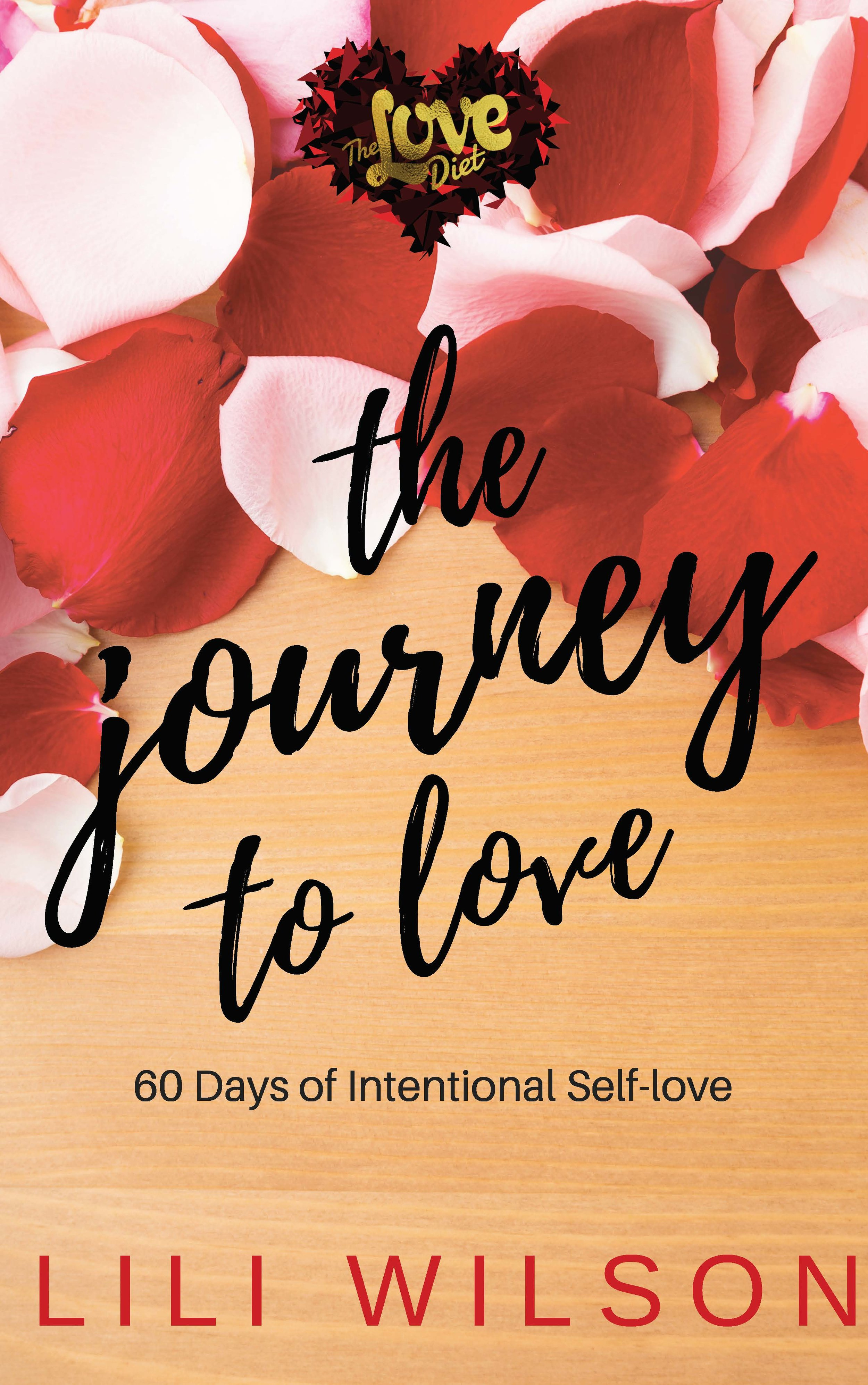 It's All About The Journey…. - The Journey To Love is the follow-up to the original 22-day process, the Love Diet. It's for all who are ready to delve a bit deeper into 100% self-love and 100% authenticity! This journey is divided into two 30-day sections for your convenience. During the process, you have the option to reflect, ponder, and respond to the daily prompt.Author, Lili Wilson, was inspired to take this journey to help her process through a life transition with grace. She was able to heal herself with affirmations, reflections, and consistency. Through this journey, you will find a renewed sense of self-empowerment and self-appreciation. As you show up, this process will show you who you are, what you deserve, how to set boundaries, and more.