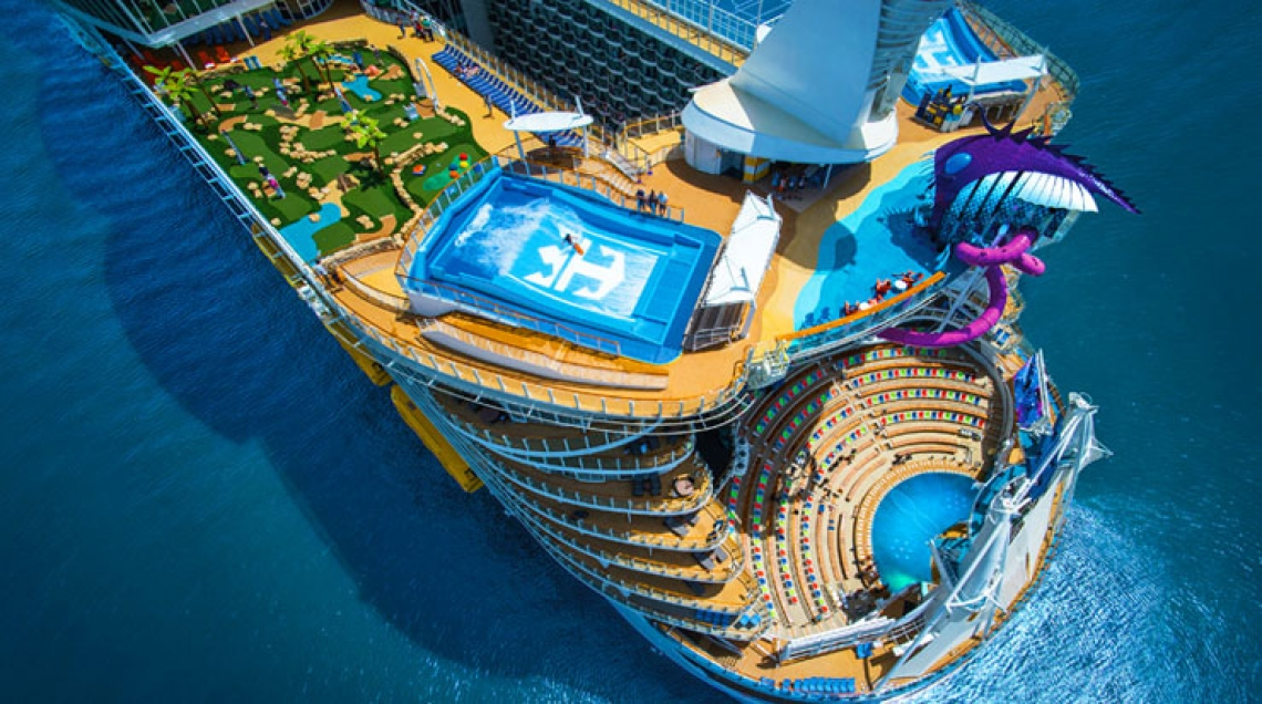 Symphony of the Seas (New Ship!)