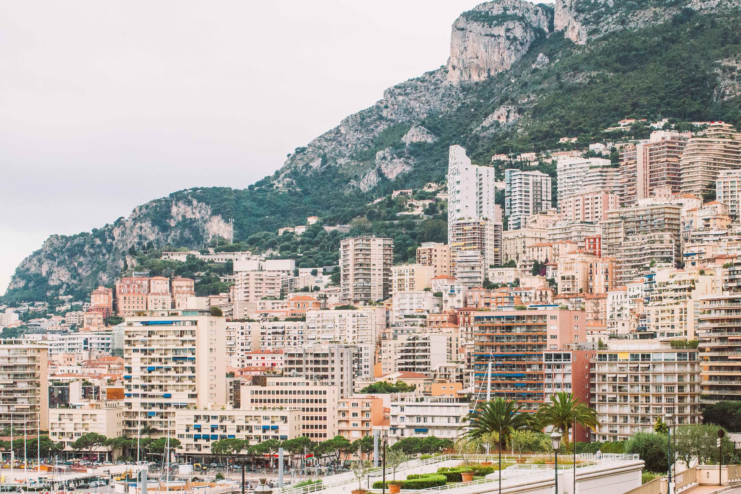 Hilltop Monte Carlo