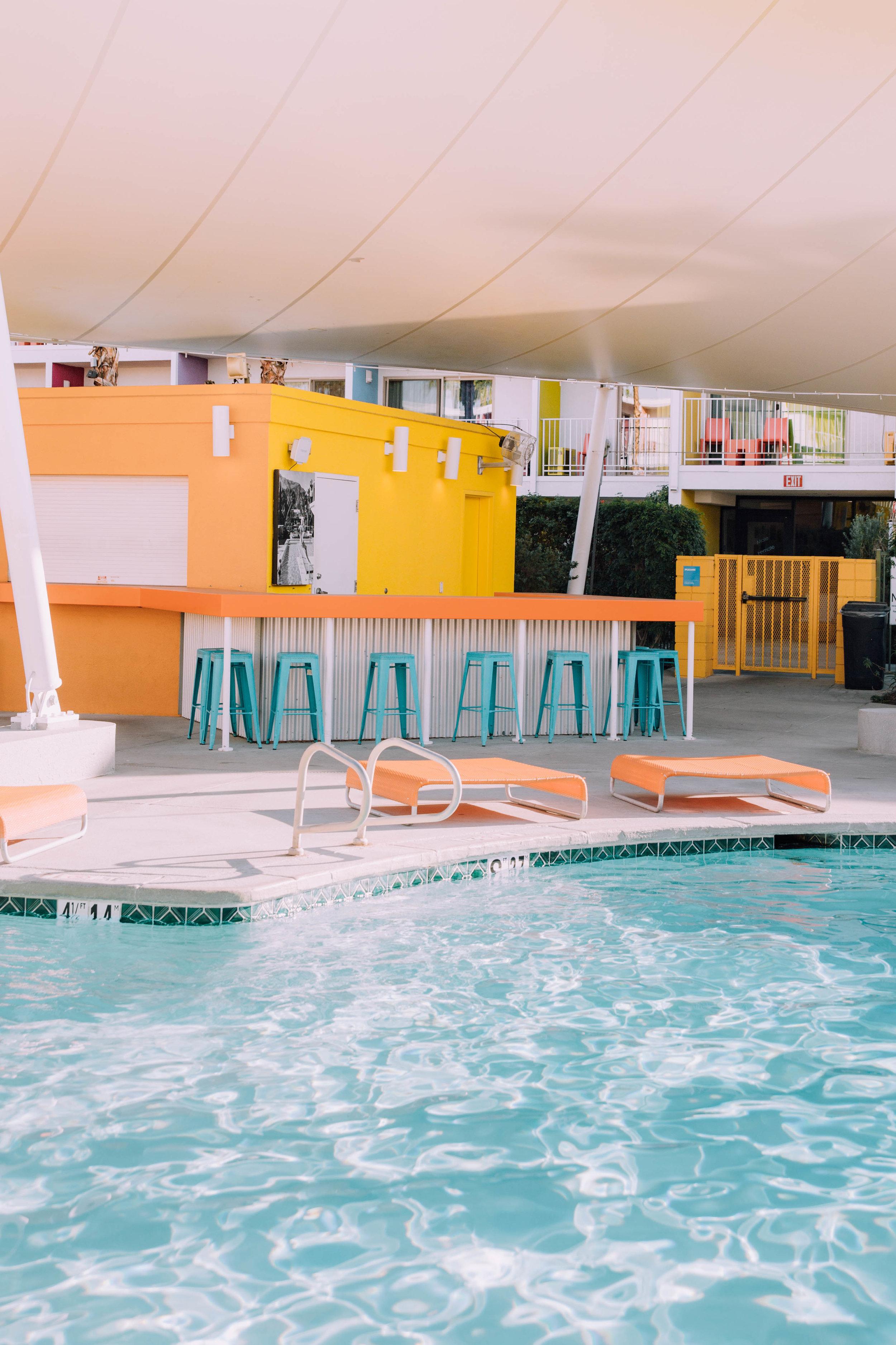 The Saguaro Pool