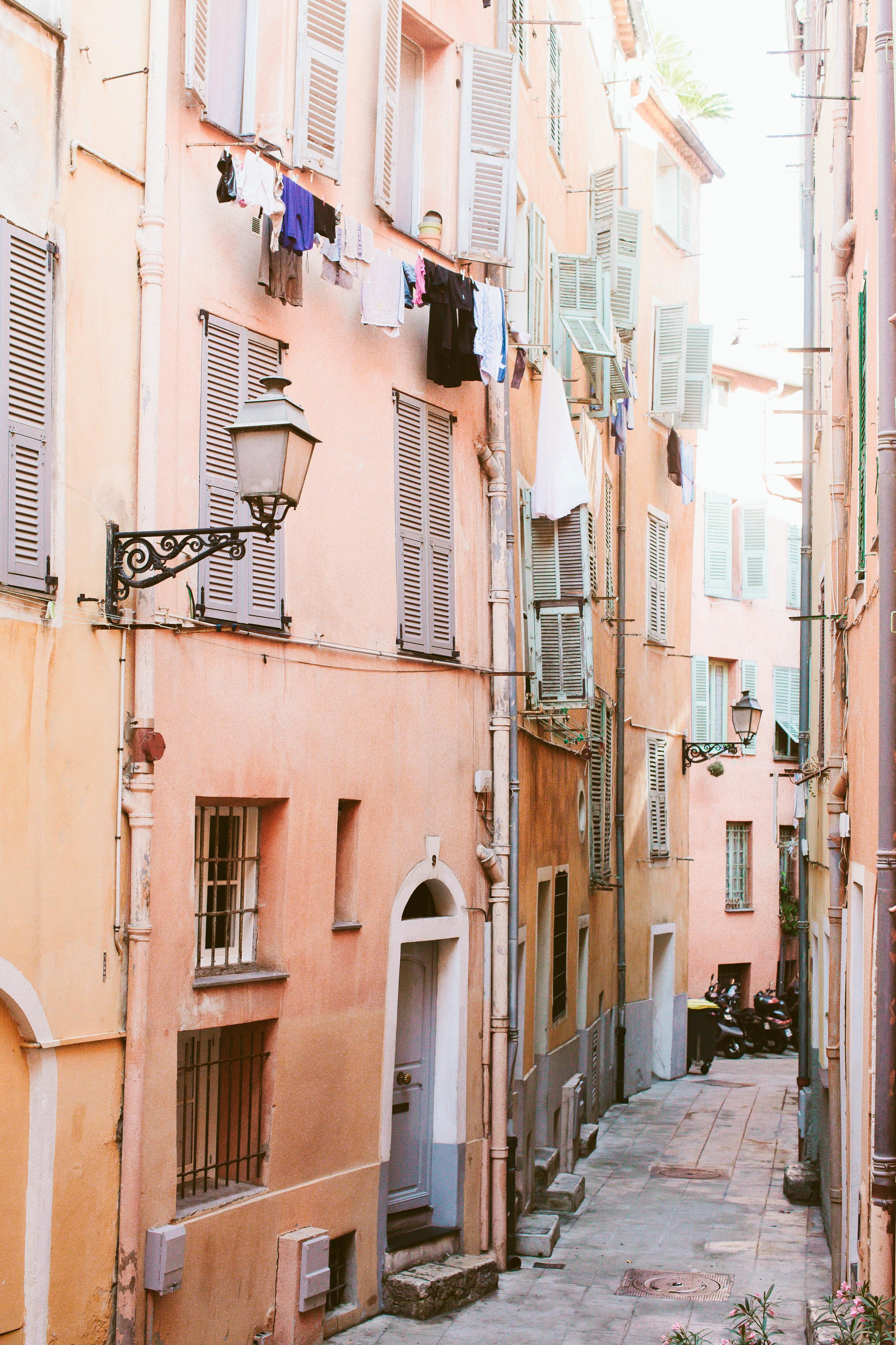 Pastel Streets